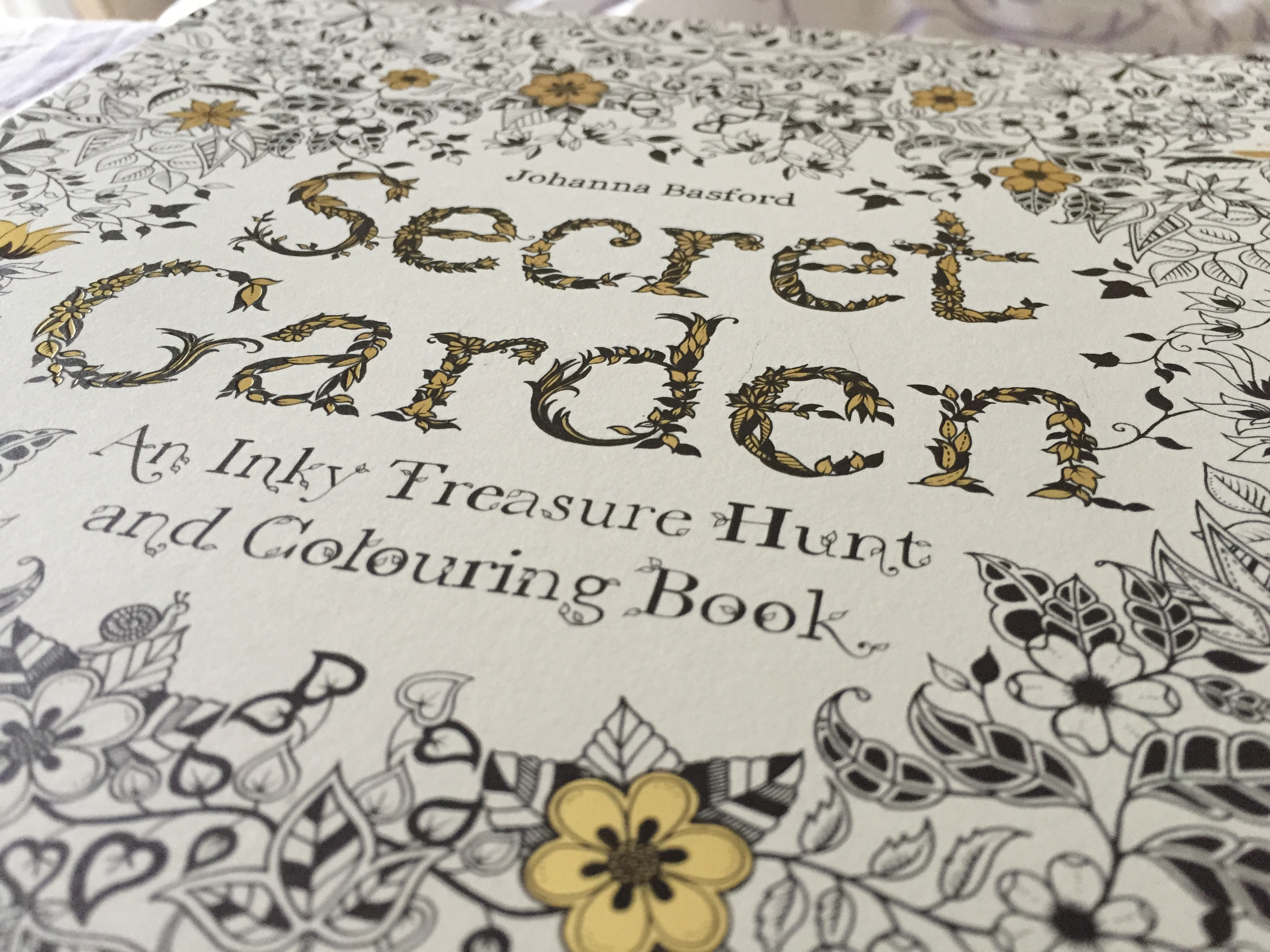 Bliss Also On Facebook To Purchase My Next Colouring Book Johanna Basfords Secret Garden And World Was Looking Brighter